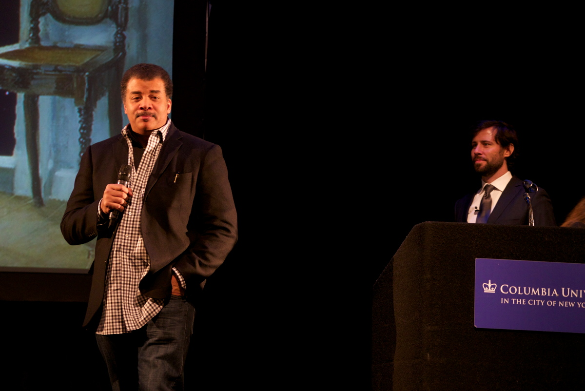 'Delighted' Neil deGrasse Tyson Hails Gravitational Waves Find (Video)