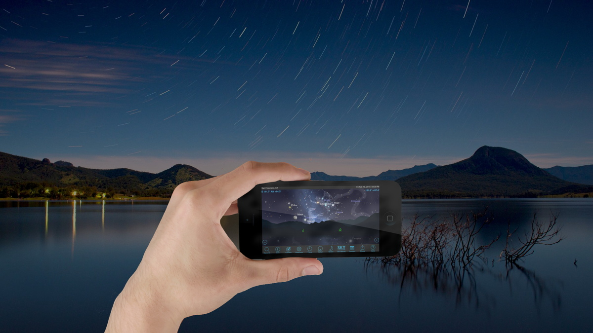 Mobile Stargazing: The Universe at Your Fingertips