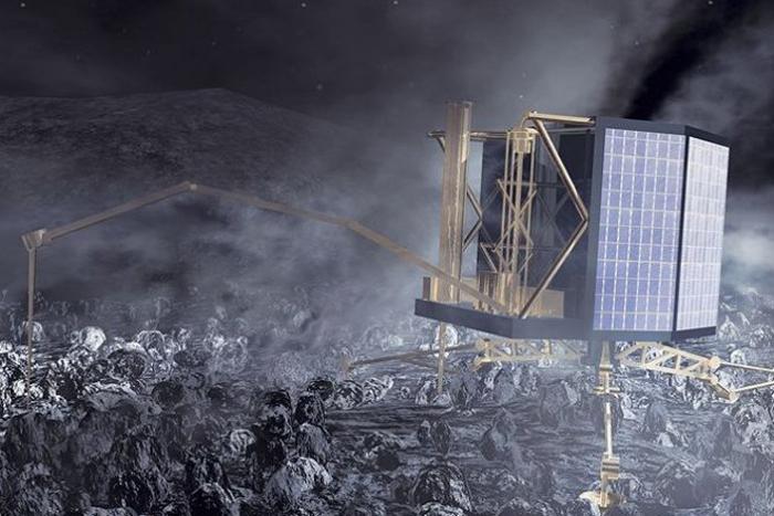 Farewell, Philae: Hunt for Rosetta's Lost Lander Ends