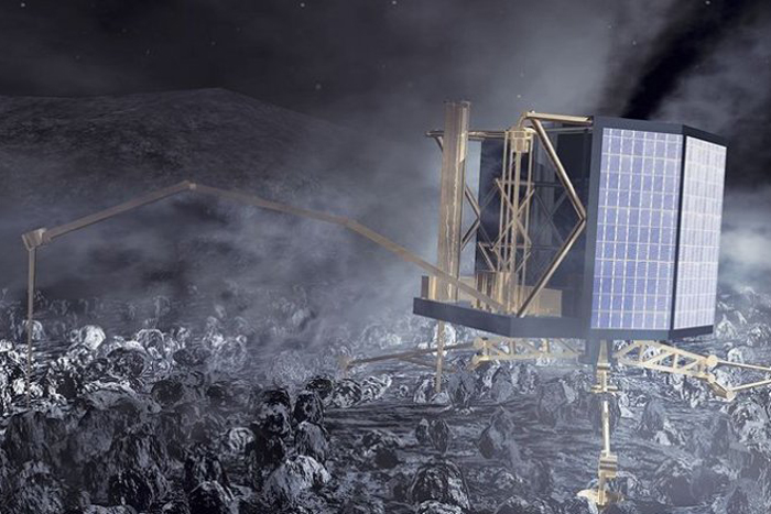 Farewell, Philae: Hunt for Rosetta's Lost Lander Ends