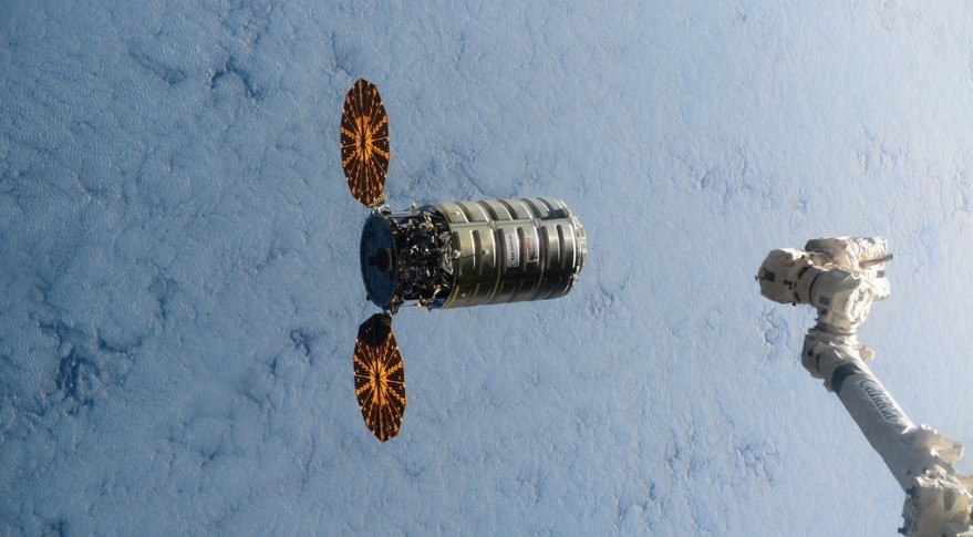 Mold Contamination Delays Orbital ATK Cargo Flight to ISS