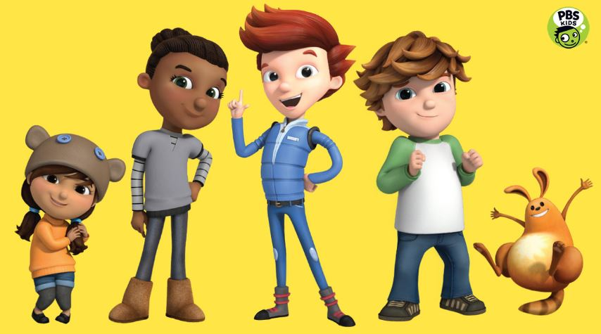 'Ready Jet Go!' New PBS KIDS Show Brings Space Science Down to Earth