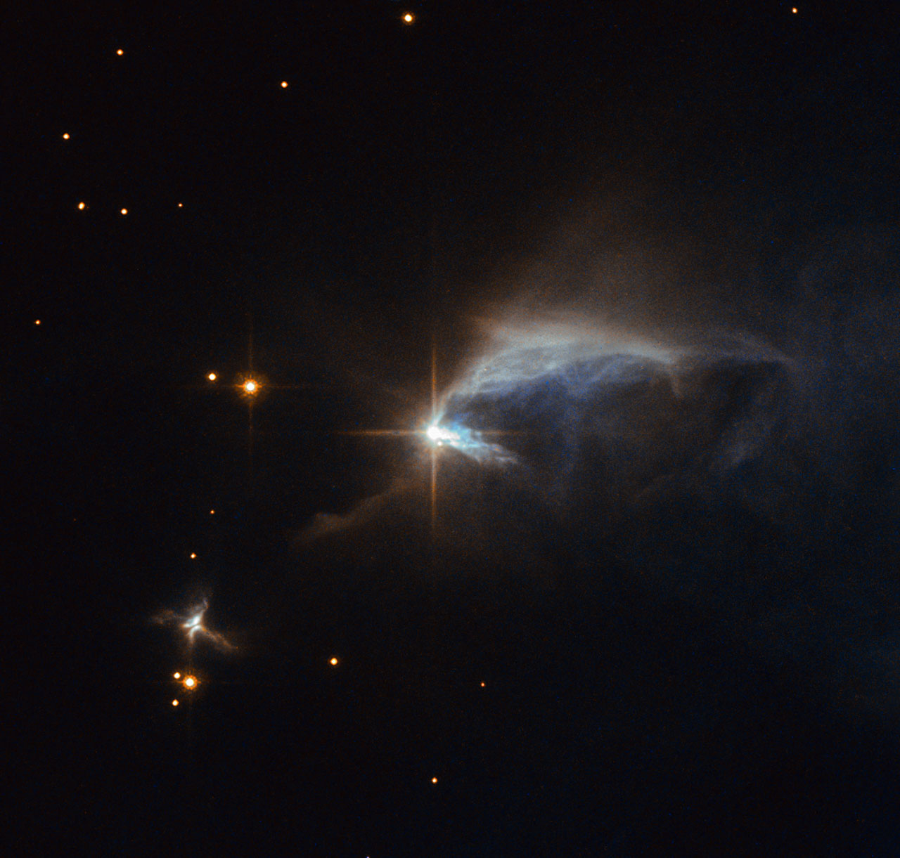 Nebula by Starlight