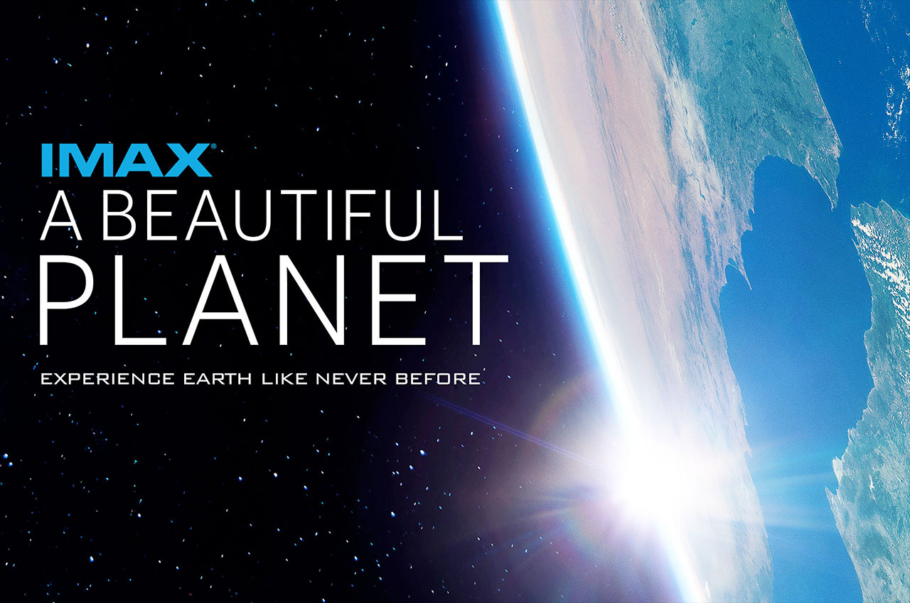 Jennifer Lawrence Narrates 3D Space Footage in IMAX 'Beautiful Planet'