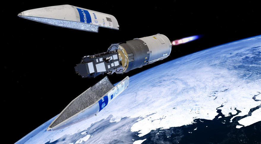Europe's Sentinel-3A Earth Observation Satellite Successfully Launched