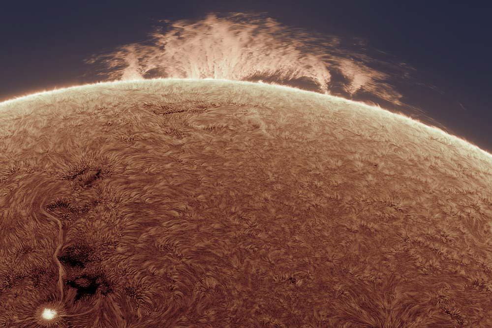 An Angry Sun