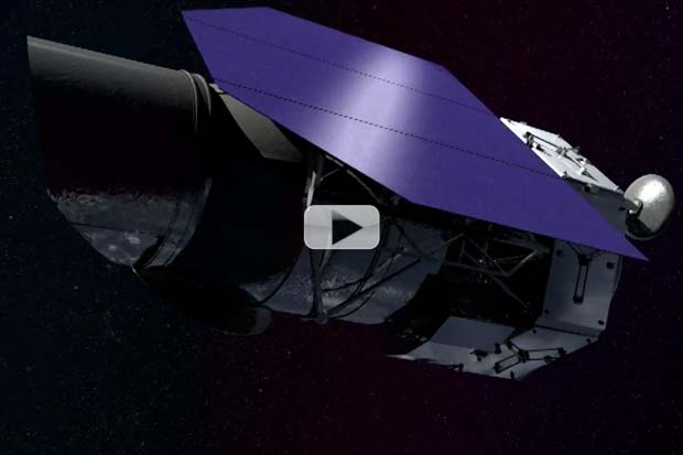 Repurposed Spy Space Telescope Could Directly Image Alien Worlds | Video