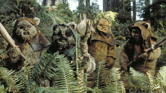 Endor: not all exomoons come with ewoks.