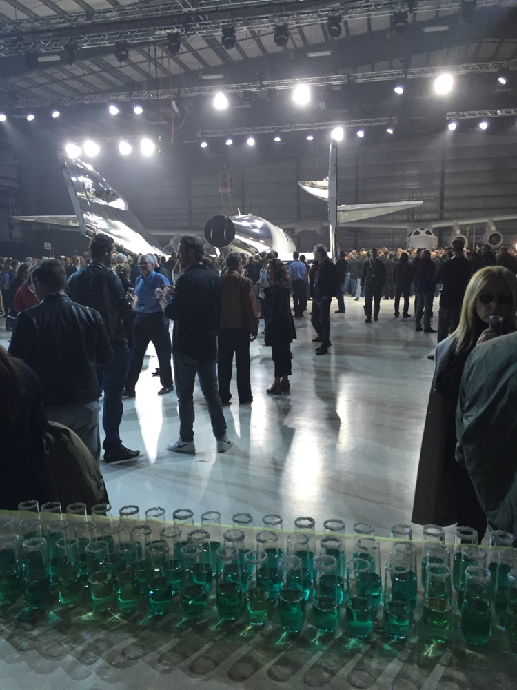 VSS Unity Rollout with Cocktails