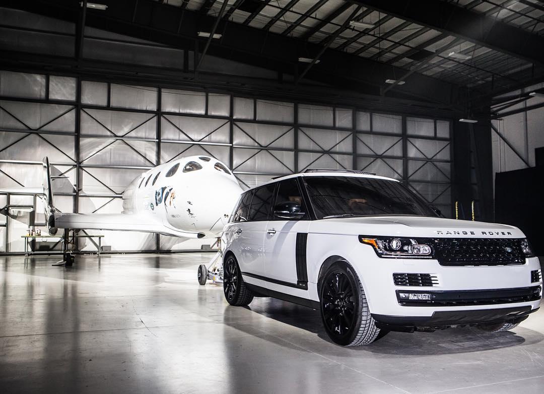 VSS Unity with Range Rover