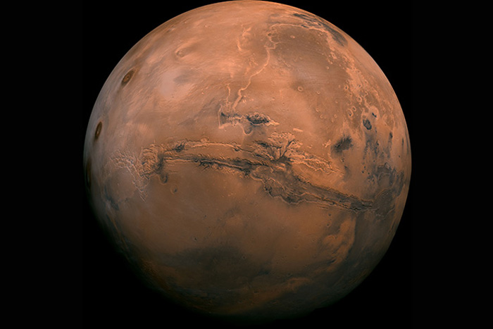 Mars 2030: Explore Your Own Virtual Red Planet