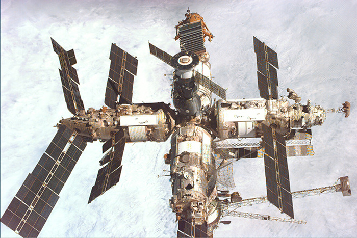 ussr launches mir space station - photo #27