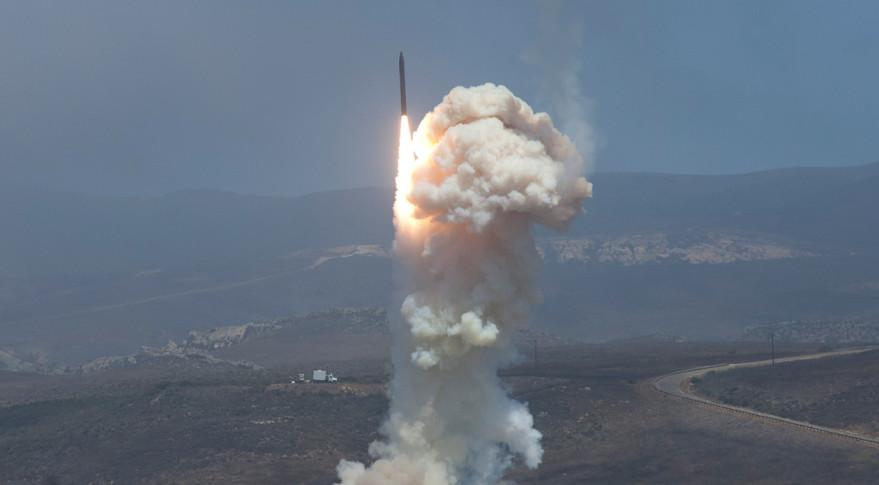 Ground-Based Interceptor Test