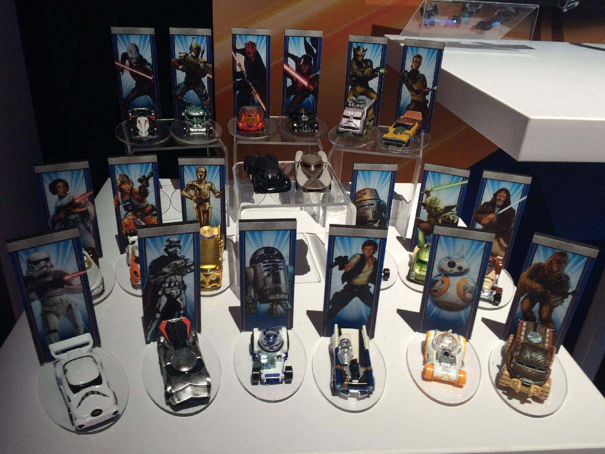'Star Wars' Hot Wheels