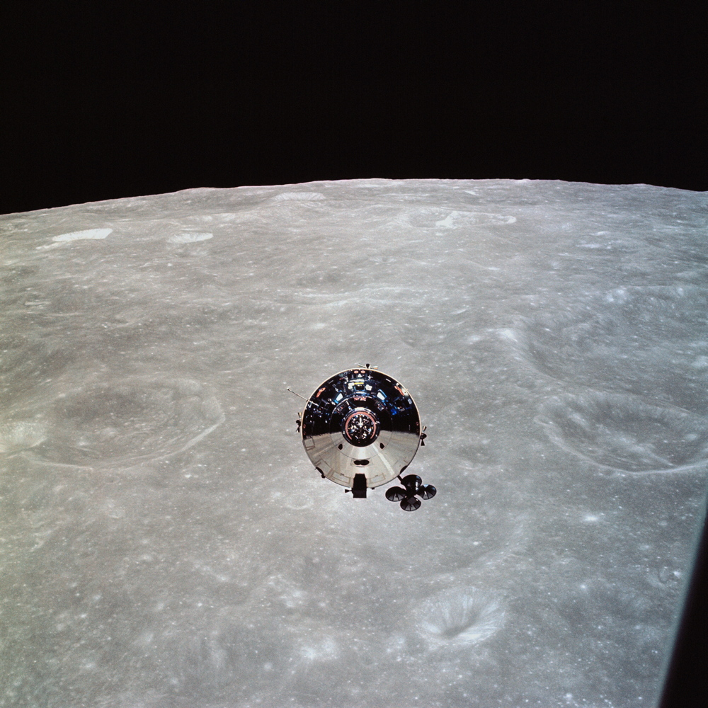 Apollo 10 Command and Service Modules