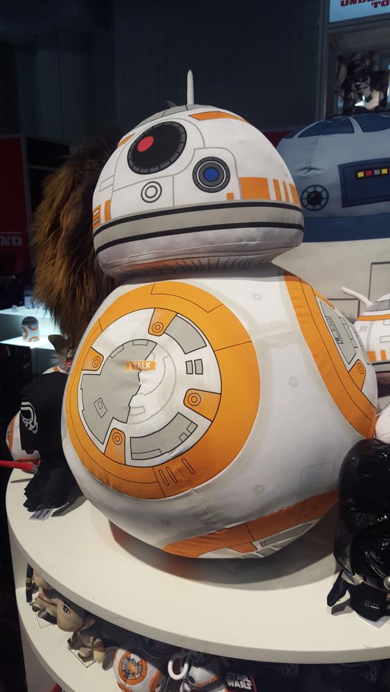 BB-8 Plush Toy