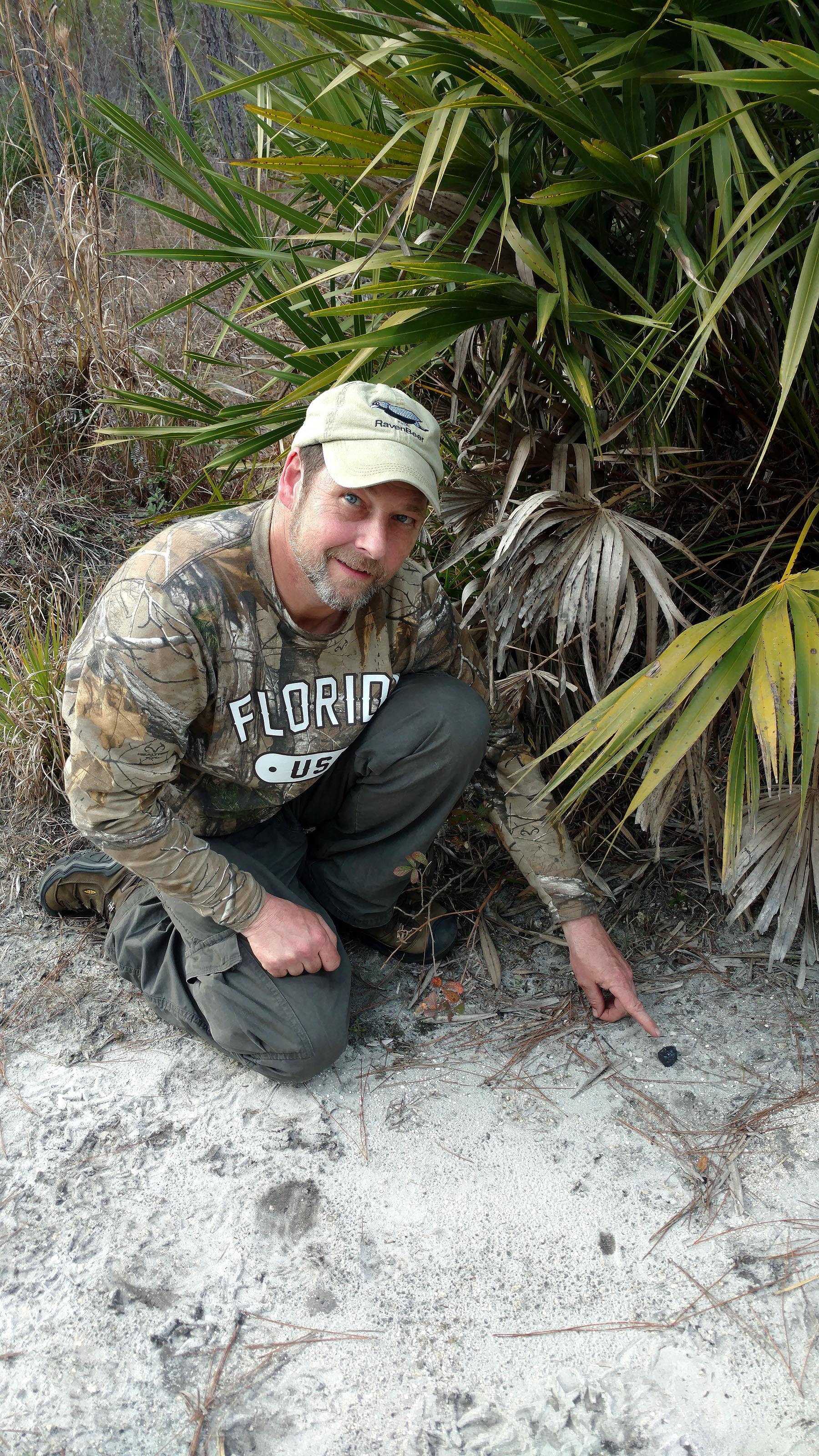 Second Osceola Meteorite Find – 18.5 Grams