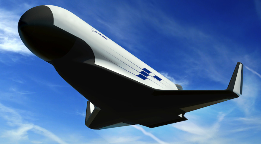 Reusable Military Spaceplane Tops DARPA's Budget Request, Again