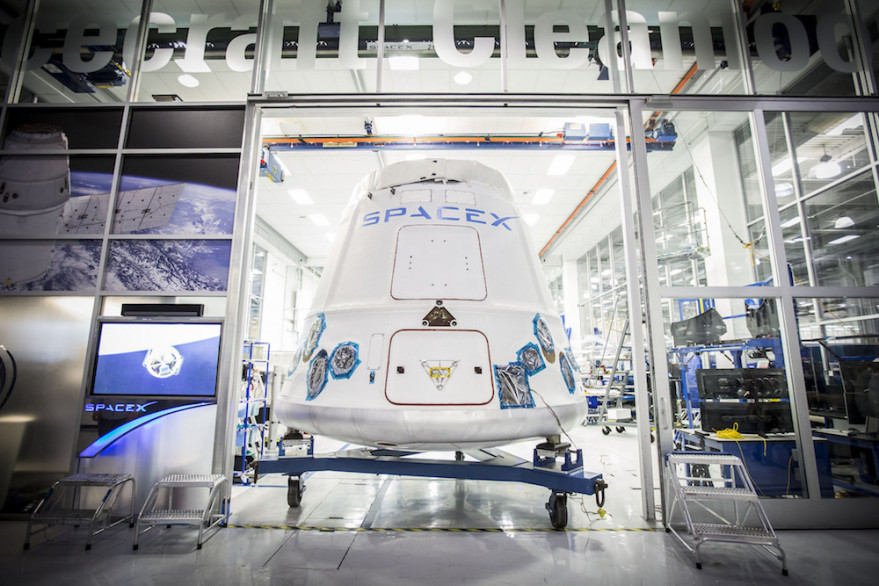 SpaceX Wins 5 New Space Station Cargo Missions in NASA Contract Estimated at $700 Million