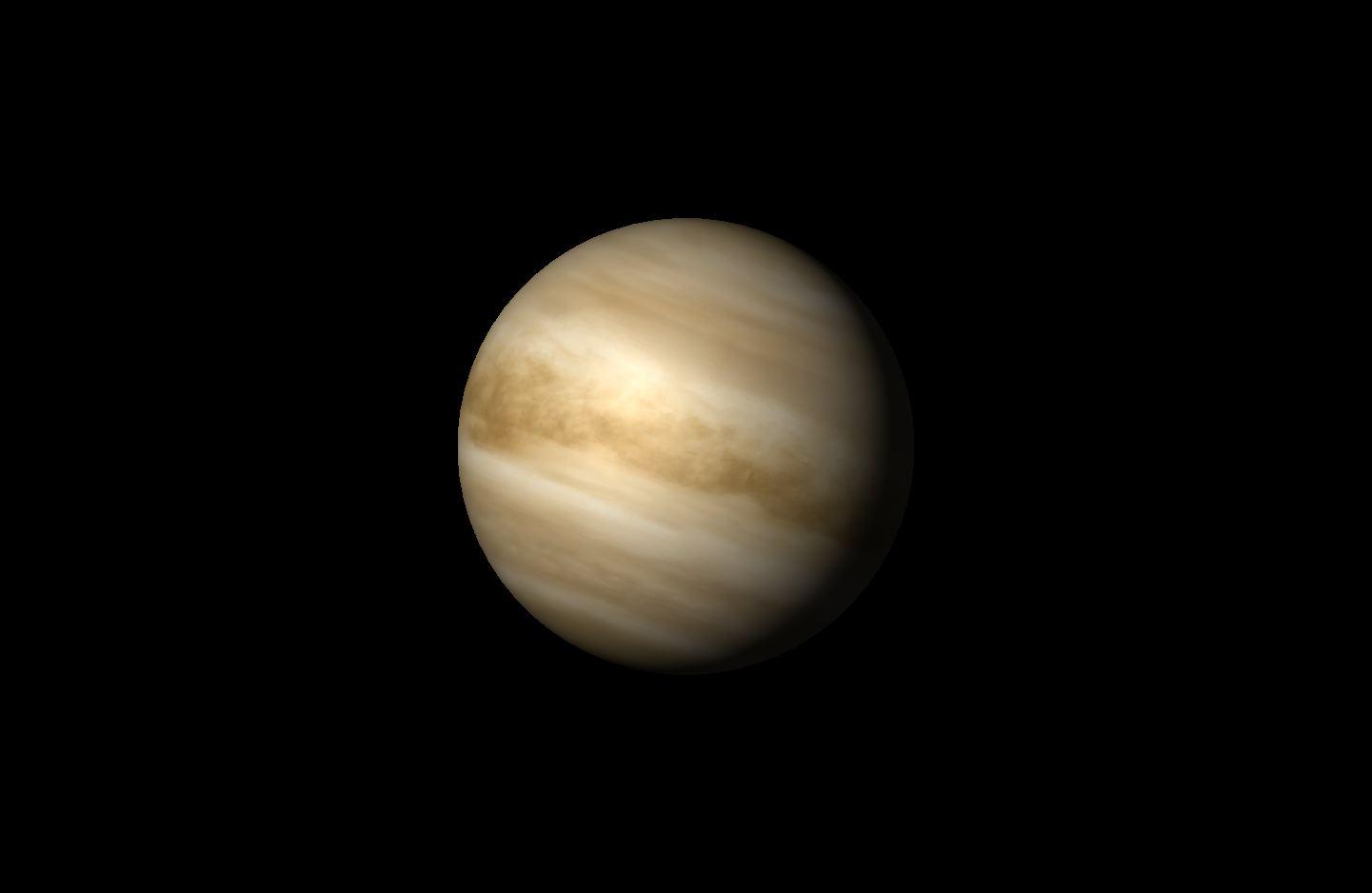 Venus, March 2016