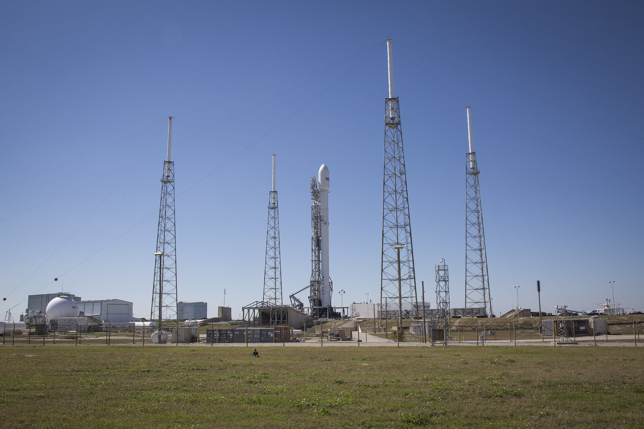 SpaceX to Try Rocket Landing During Satellite Launch Friday: Watch Live