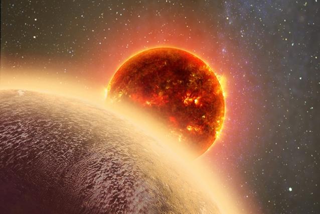 Planet GJ 1132b