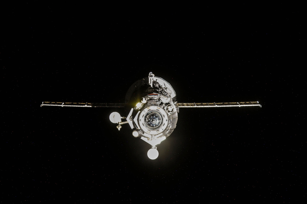 Russia's Progress Spacecraft: ISS Supply Ship