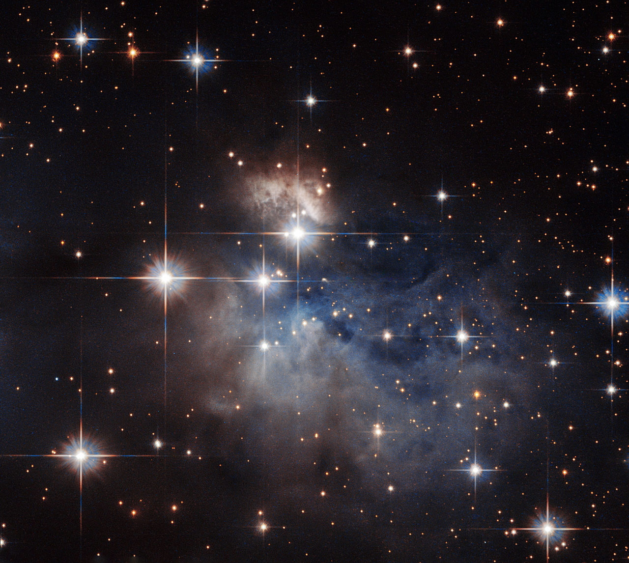 Emission-Line Star IRAS 12196-6300