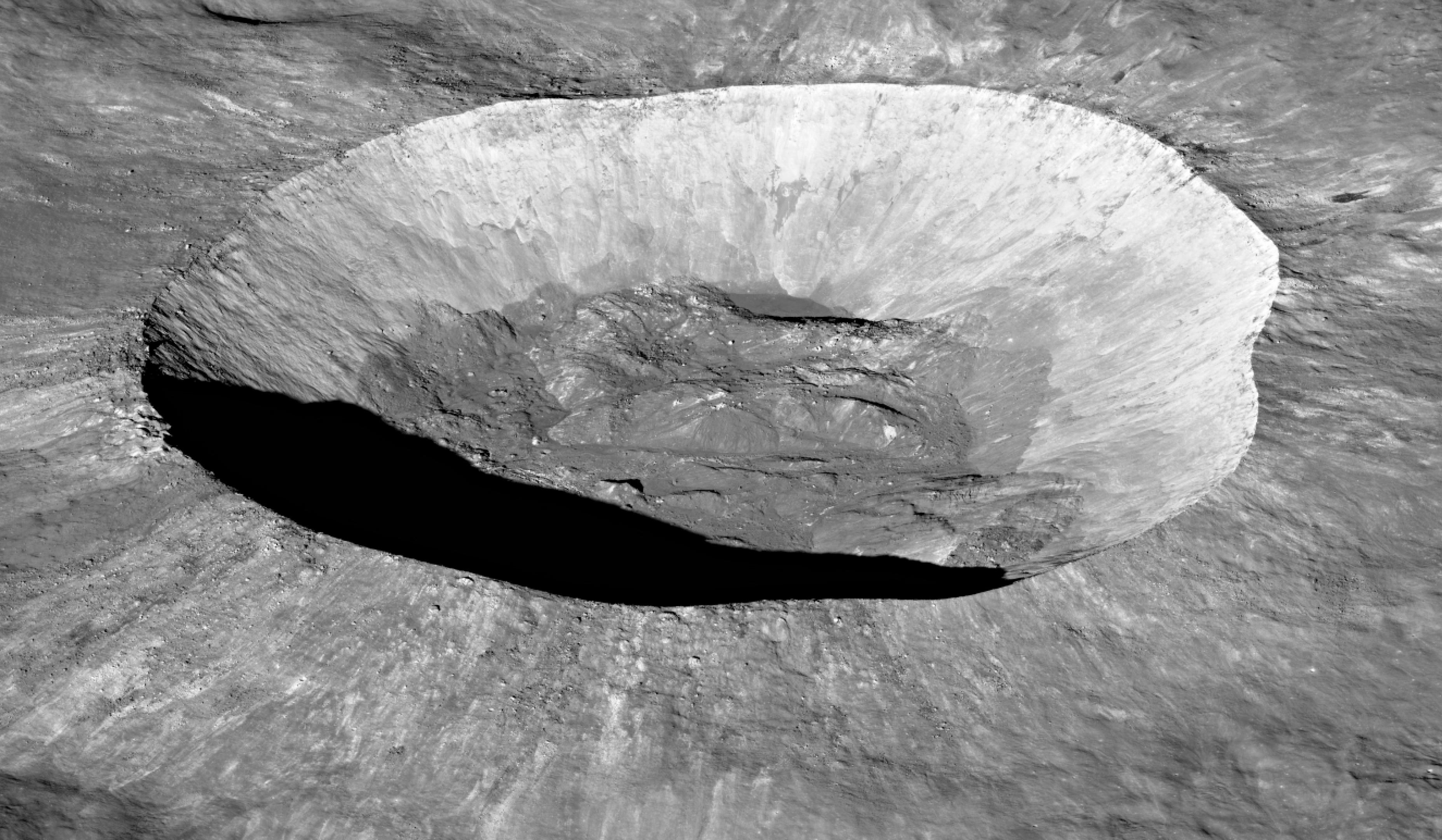 Giordano Bruno Crater