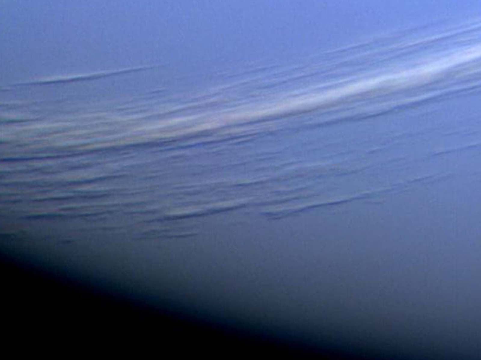 Approaching Neptune | Space Wallpaper