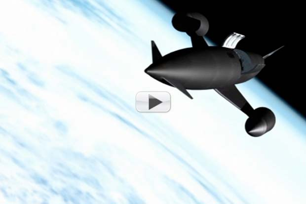 Skylon SABRE  - A True Space Plane | Video Show