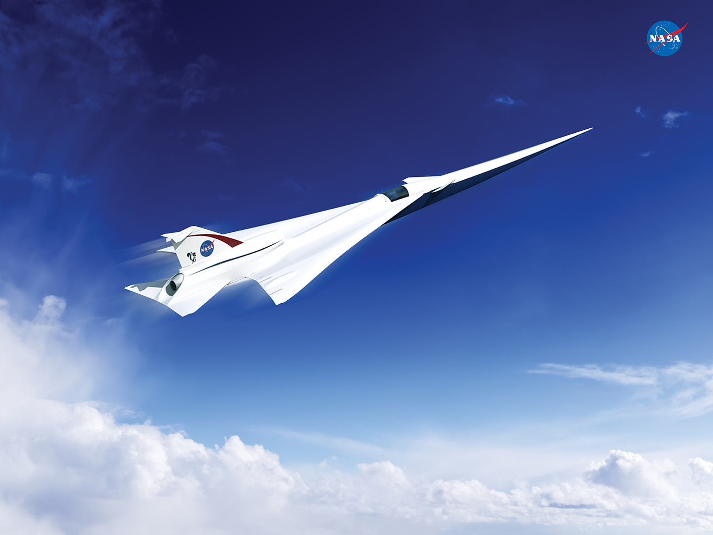 Quieter Supersonic Jet Is on the Horizon with New NASA Program