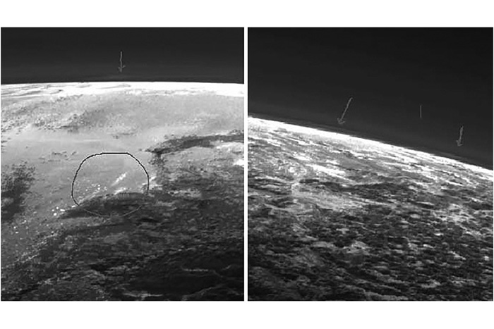 Cloudgate: Rumors Spread of Nitrogen Clouds on Pluto
