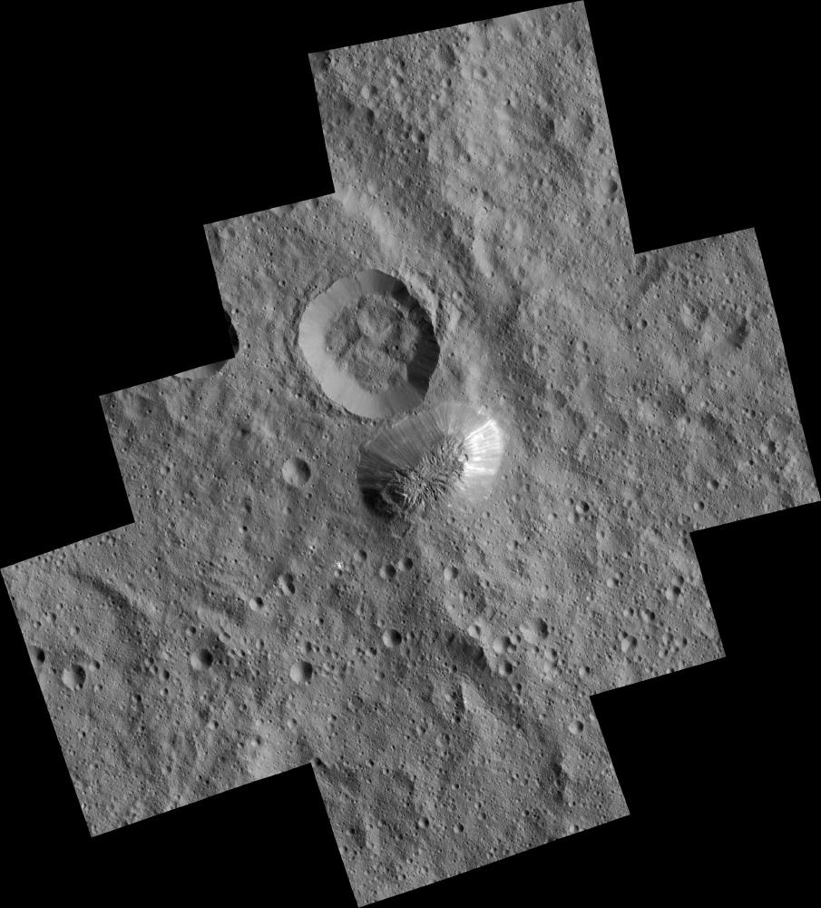 One Year at Ceres: NASA Probe Hits Milestone at a Dwarf Planet