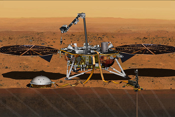Will NASA's InSight Mars Mission Launch in 2018?
