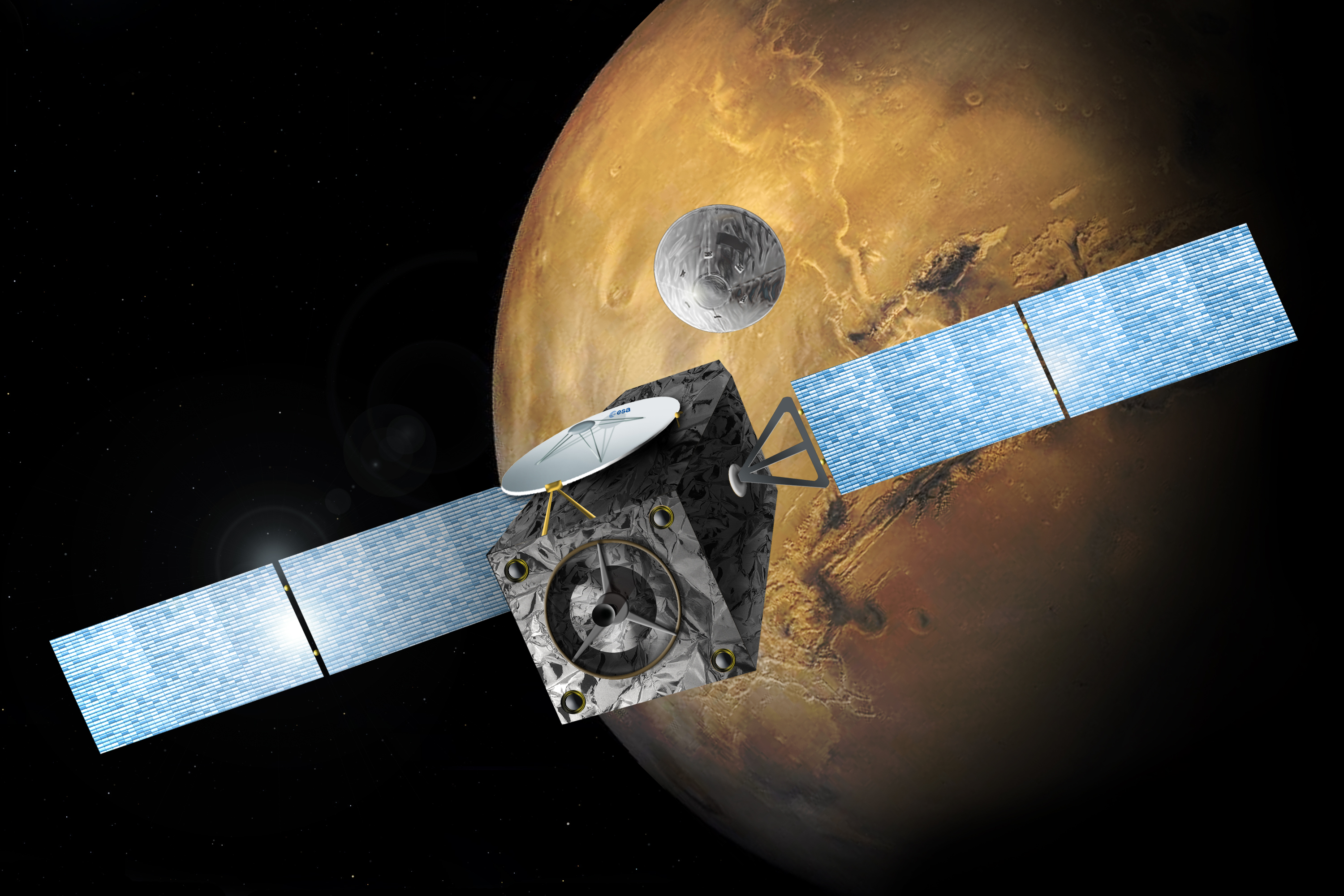 European-Russian Mission to Mars Launches Next Week