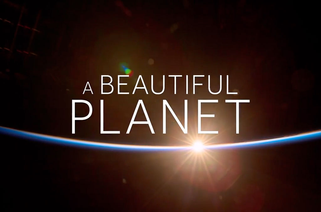 Trailer for 'A Beautiful Planet'