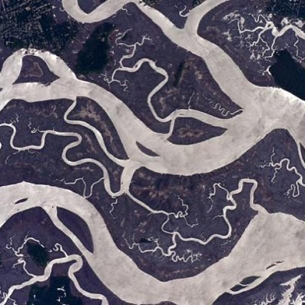 U.S. East Coast Rivers