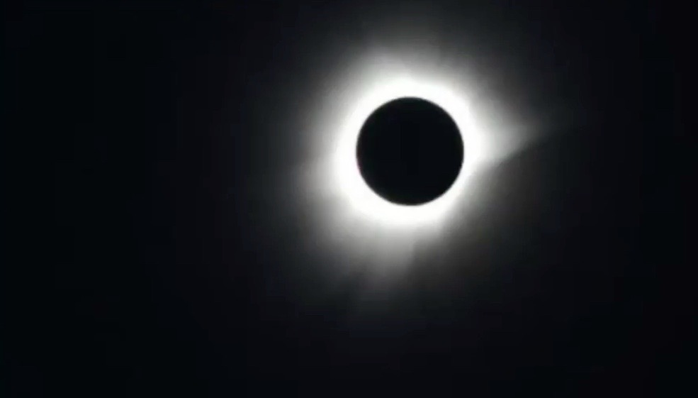 Total Solar Eclipse of March 2016: Slooh View