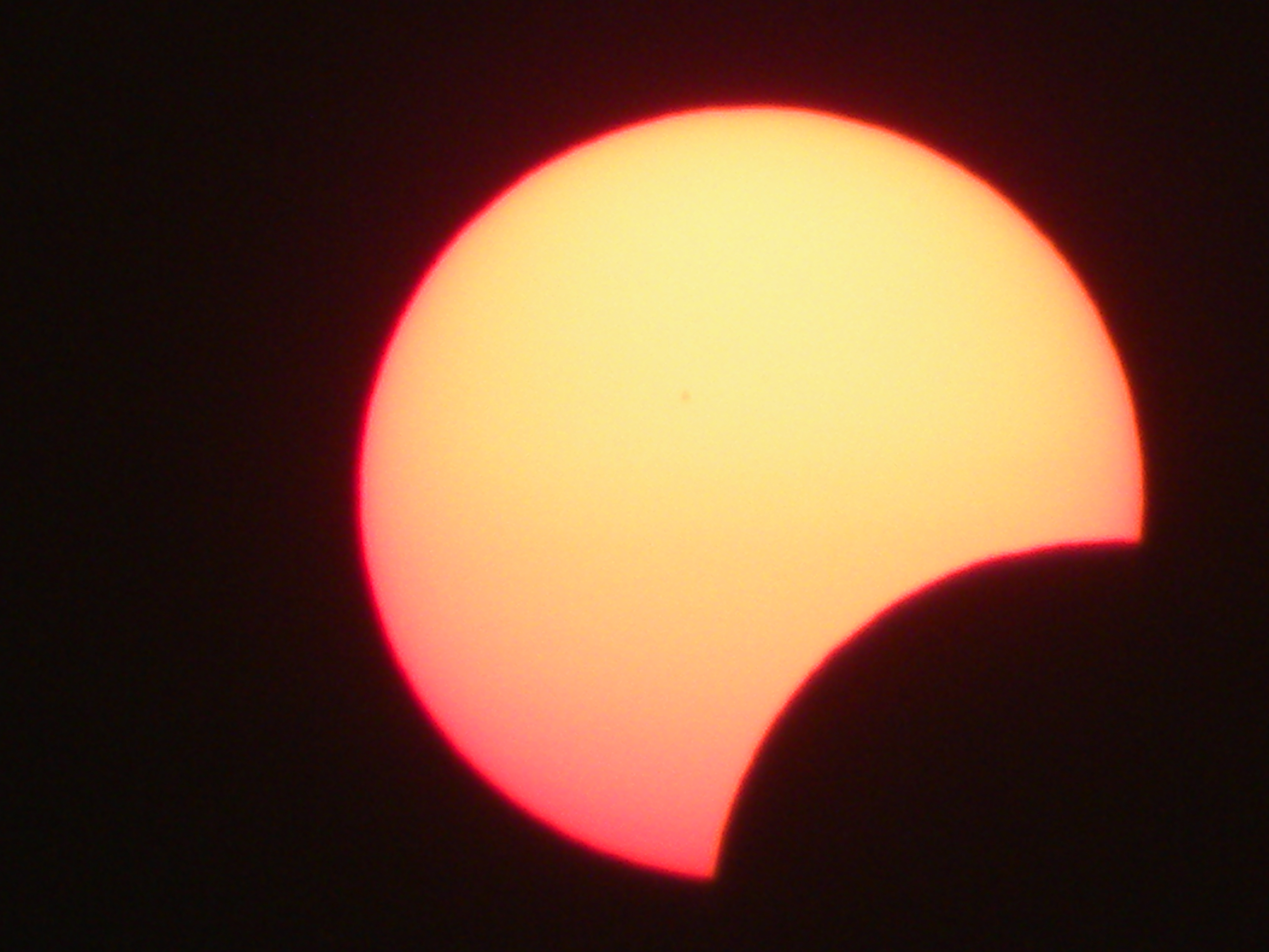 March 2016 Solar Eclipse from India
