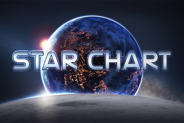 Star Chart: VR Skywatching