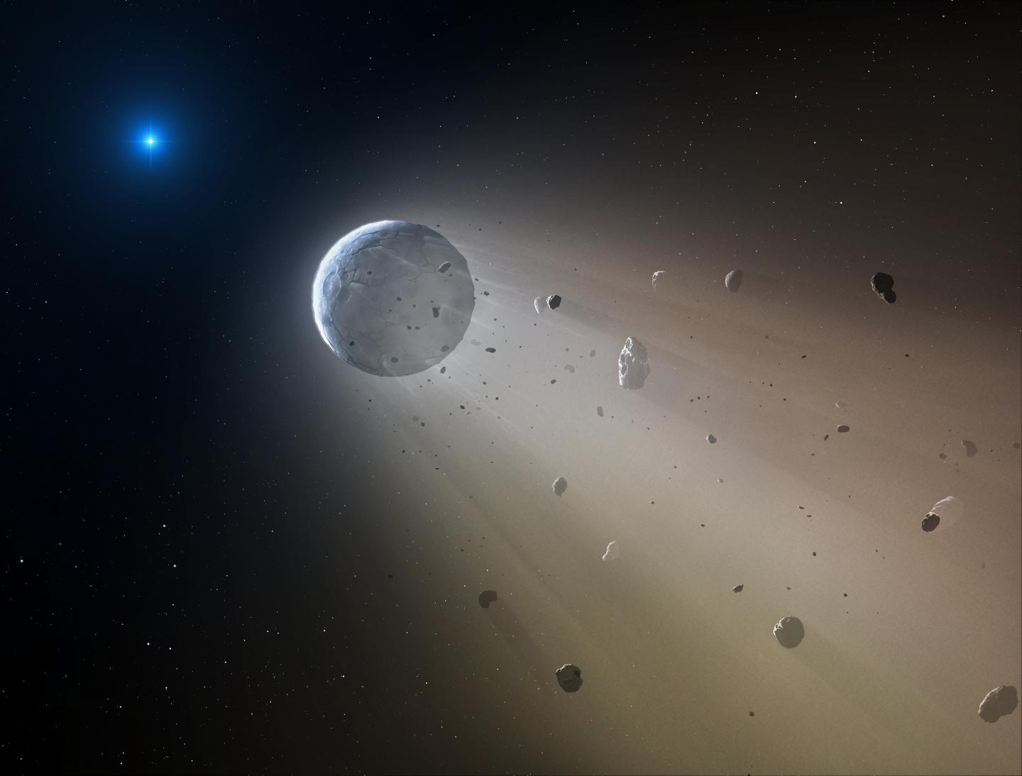 Real-Life 'Death Star' Continues to Destroy Alien Worlds