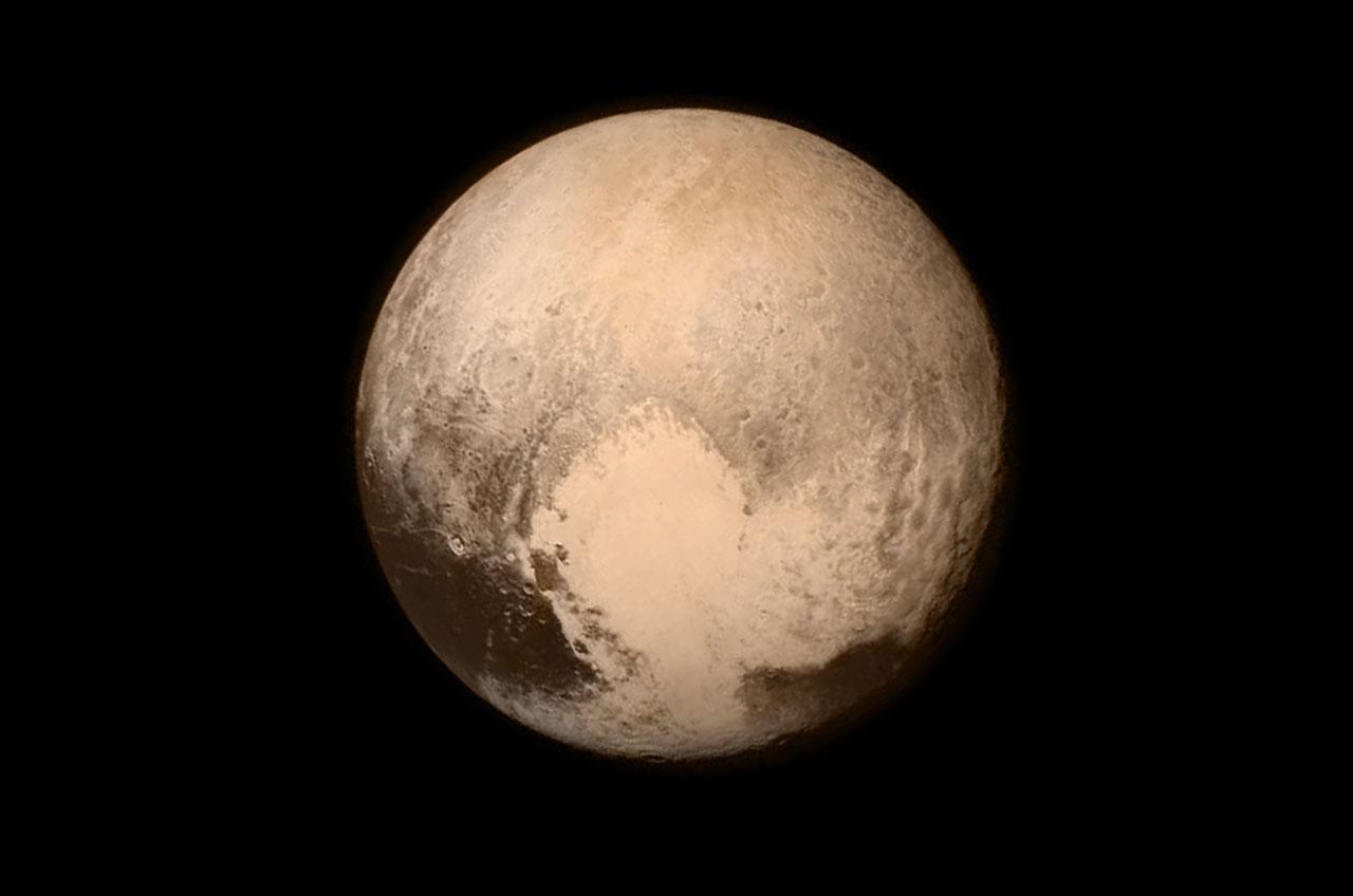 Celestial Whiz Kids Named Pluto, Designed Alaska's State Flag