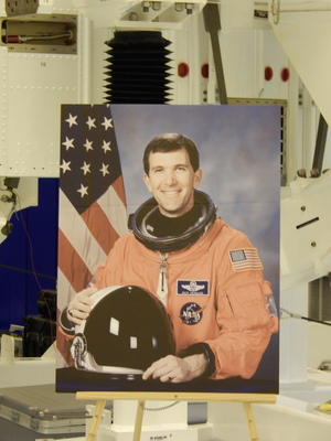 The Cygnus supply craft, set for launch March 22, is named after fallen astronaut Rick Husband, who died in the Columbia space shuttle failure in 2003. Husband piloted the first space shuttle to dock with the International Space Station.