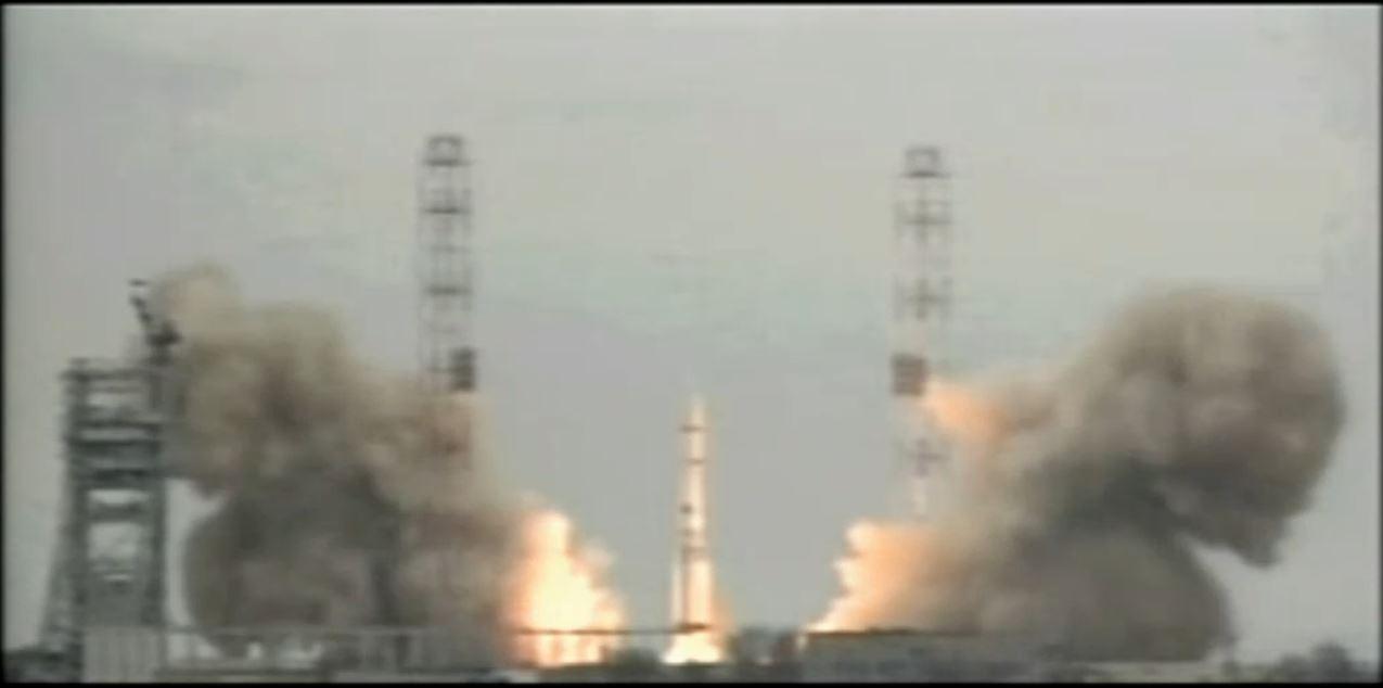 ExoMars Liftoff