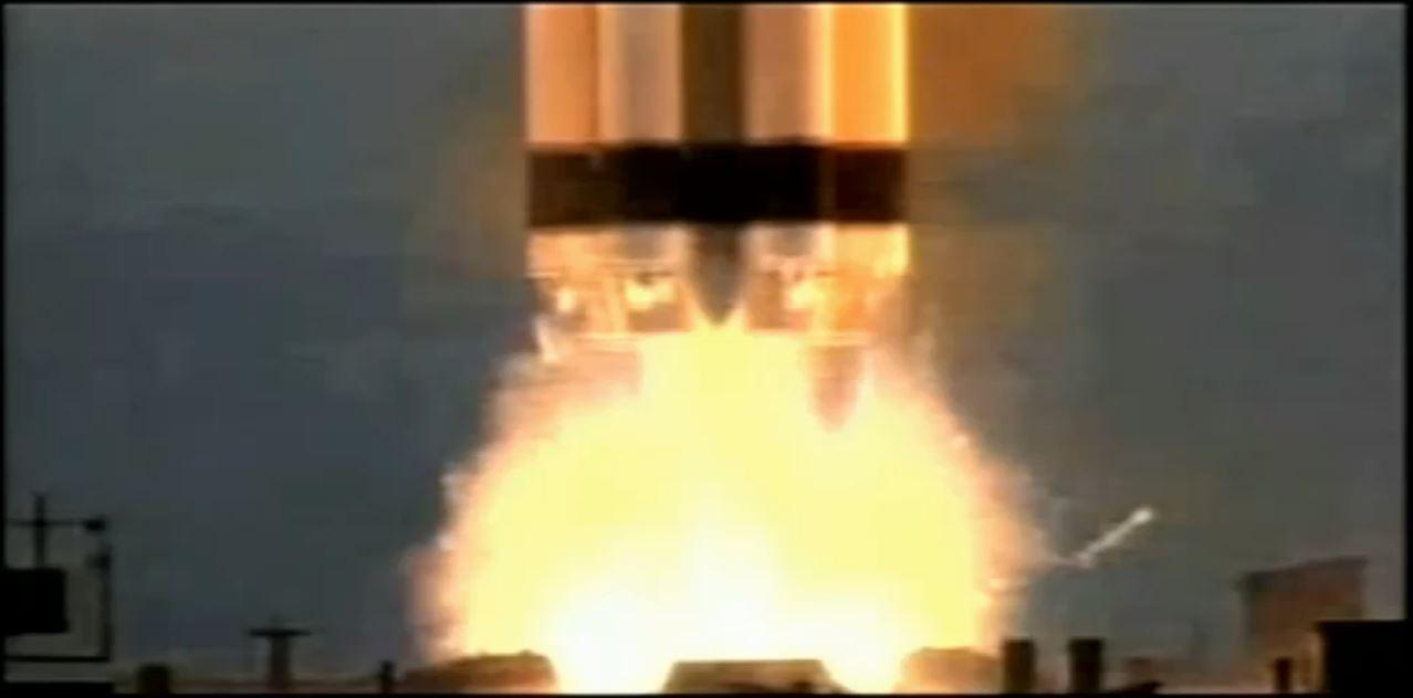 ExoMars Proton-M Rocket Engines