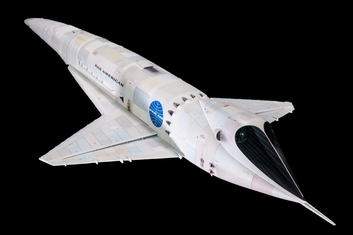 Fantastic Flight: The Orion III Spaceplane from
