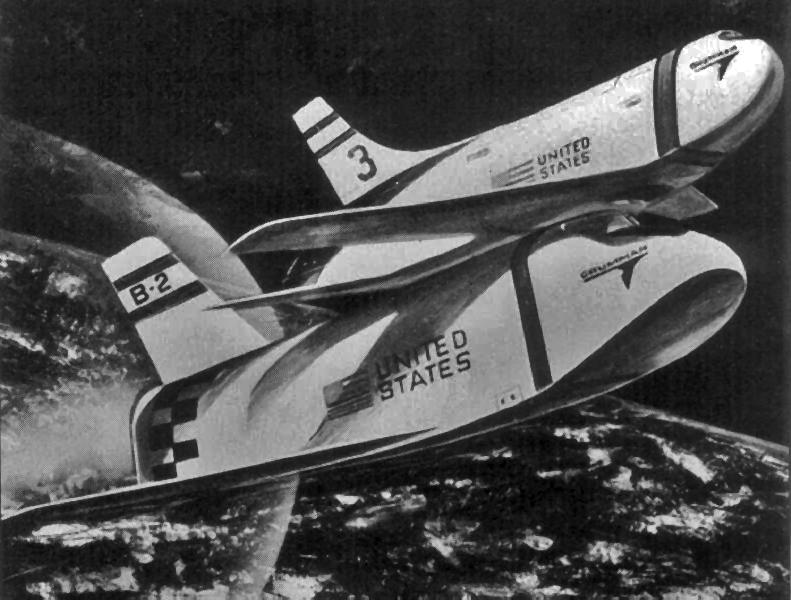 Space Shuttle Concept, 1970