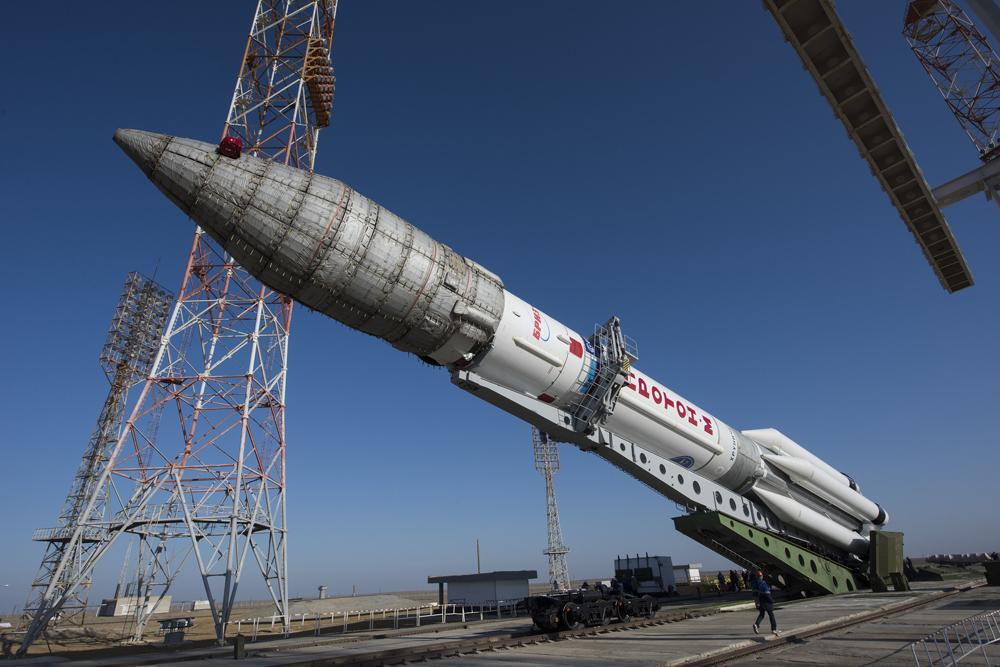 Proton Rocket Raising