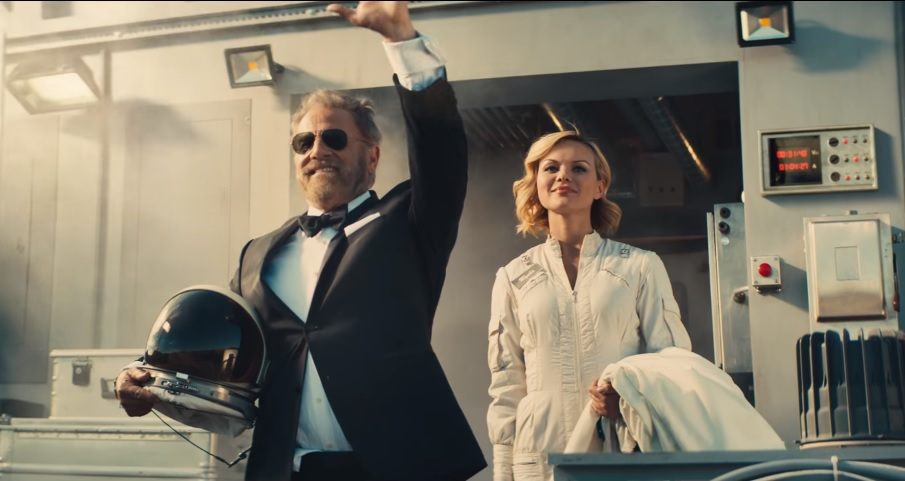 'Most Interesting Man in the World' Heads to Mars